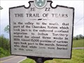 Image for The Trail of Tears in Woodbury, TN-McMinnville Hwy
