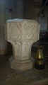 Image for Baptism Font - St Michael - Silverstone, Northamptonshire