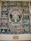 Image for Nevada's 125th Anniversary Quilt - Carson City, NV