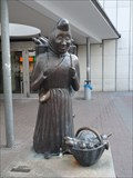 Image for Occupational Monument - Market Woman - Hannover, Germany, NI