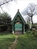 Image for St Margaret's Church Lychgate - Lee, London, UK