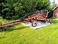 Image for Adams Leaning Wheel Grader No 8 - Chase, BC