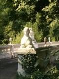 Image for Sphinxs sculptures, Kasteel Rosmeulen, Nerem, Tongeren, Limburg, Belgium