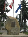 Image for Royal Canadian Legion 154 Ogden Branch Cairn - Calgary, AB
