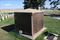 Image for Bear Paw Monument - Custer National Cemetery, Crow Agency MT