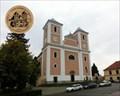 Image for No. 1581, Kostel Nanebevzetí Panny Marie - Pozorice, CZ