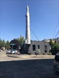 Image for The Fremont Rocket - Seattle, Washington