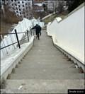 Image for Schodište v Havlíckových sadech / Havlíckovy sady stairway (Prague - Vršovice)