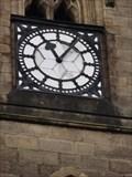 Image for Bury Parish Church Clock – Bury, UK