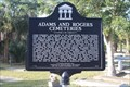 Image for Adams and Rogers Cemeteries
