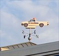 Image for Pickup Truck Weathervane, Freeport, ME