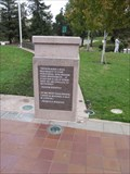 Image for Eleanor and Franklin Roosevelt - Memorial Park - Cupertino, CA