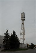 Image for Heartland Town Centre Cellular Clock Tower