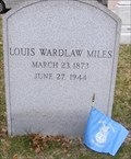 Image for Louis Wardlaw Miles-Baltimore, MD