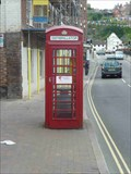 Image for Red Telephone Box, Bridge Street, Bridgnorth, Shropshire, England