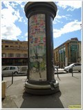 Image for Colonne Morris - Place Barthélémy Niollon - Aix en Provence, France