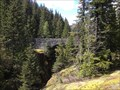 Image for Box Canyon Overlook Bridge - Mt Rainier National Park
