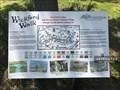 Image for Wickford Walk Marker #1 - Wickford, Rhode Island