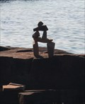 Image for Inukshuks at Sculpture Point - Grand Marais MN
