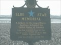 Image for Highway 3 Blue Star Memorial Marker, Readlyn, IA