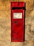 Image for Victorian Wall Post Box - Wood Stanway, Gloucestershire, UK