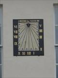 Image for HM Coastguard's Sundial - The Quay, Poole, Dorset, UK