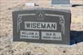 Image for Wiseman - Goodlett Cemetery - Wheatland, TX