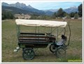 Image for Covered wagon - Jausiers, Paca, France