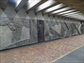 Image for St. Laurent Metro Station Reliefs - Montreal, Quebec, Canada