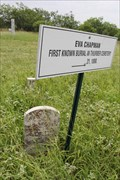 Image for FIRST -- Burial in Thurber Cemetery, Thurber TX