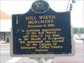 Image for Boll Weevil Monument - Enterprise, Coffee County