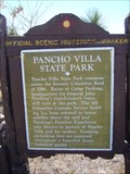 Image for Pancho Villa State Park