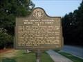 Image for The Errant Pontoon Bridge: Paces Ferry - GHM 033-85 - Cobb Co., GA