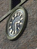 Image for Clock, St Thomas, Stourbridge, West Midlands, England