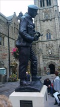 Image for The Durham Light Infantry Memorial - Durham Market Place, Durham, Co.Durham.