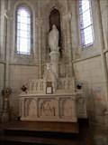 Image for Autel Chapelle Sainte Macrine, Magne,Nouvelle Aquitaine, France