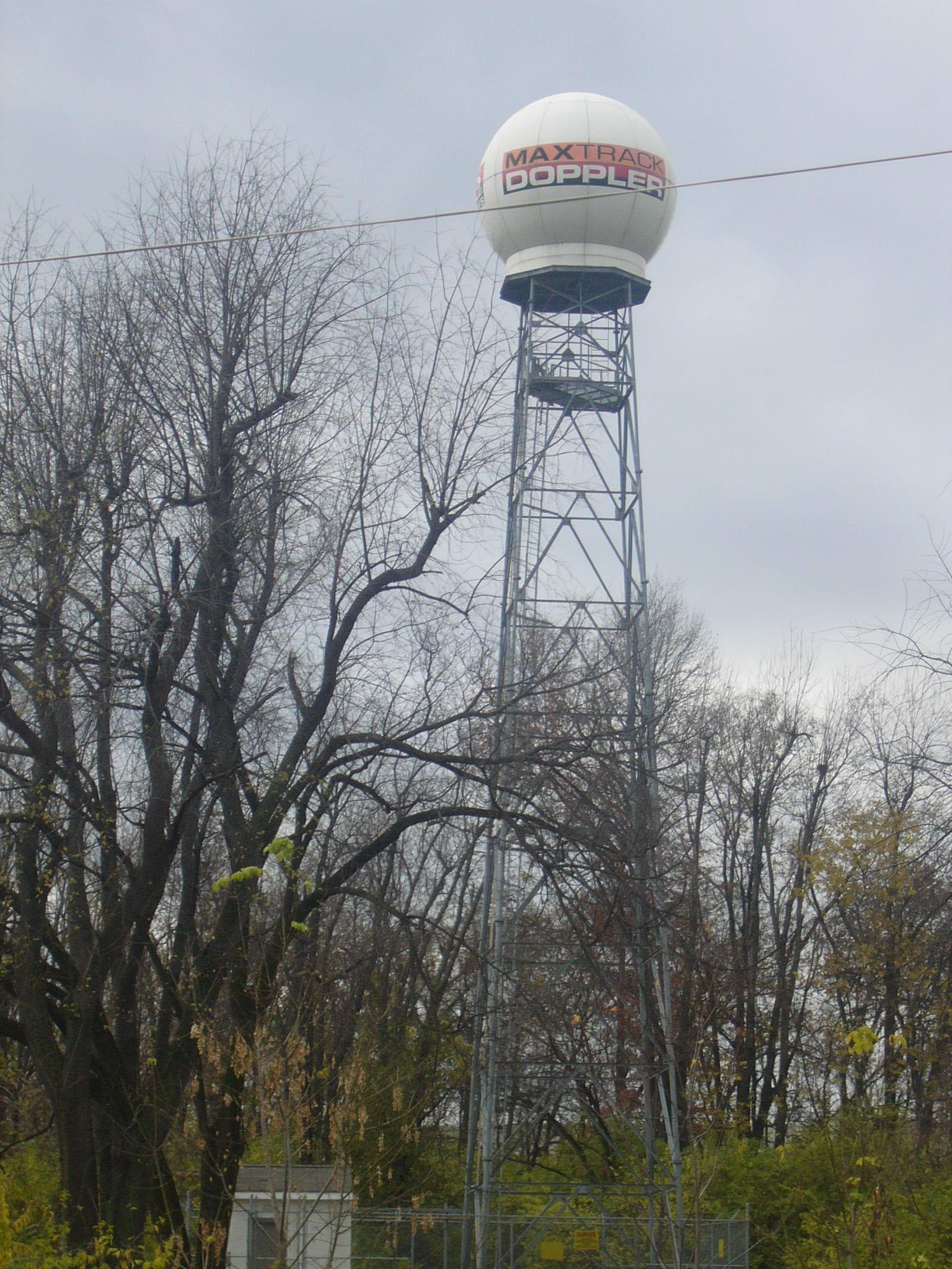 Max Track Live Doppler Radar - Lexington, KY Image