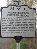 Image for Meem's Bottom Covered Bridge