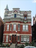 Image for Ackerman House - Chapline Street Row Historic District - Wheeling, West Virginia