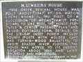 Image for M. L. Weems House