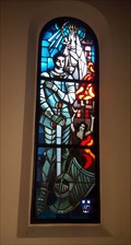 Image for Stained Glass Windows at Wehrmannskapelle - Brig, VS, Switzerland
