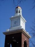 Image for University Of Mary Washington Clock Tower, Fredericksburg, VA