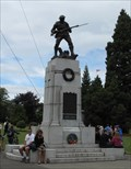 Image for William Arthur Dunkerley - To Those Who Have Lost - Victoria, British Columbia
