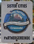 Image for Running Springs, California ~ Cranzahl (Sehmatal) Germany
