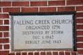 Image for 1943 - Falling Creek Church - Elberton, GA