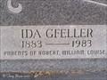 Image for 100 - Ida Gfeller Auld - Wakefield, KS
