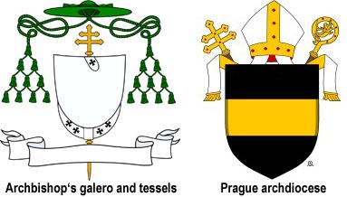 Arcibiskup pražský / Archbishop of Prague (Archbishop's Seminary ...