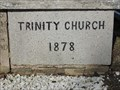 Image for 1878 - Trinity Anglican Church - Digby, NS