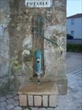 Image for Pompe a eau Eglise Bouin