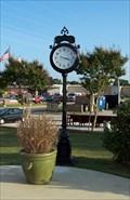 Image for Heritage Park Clock - Rogersville, AL
